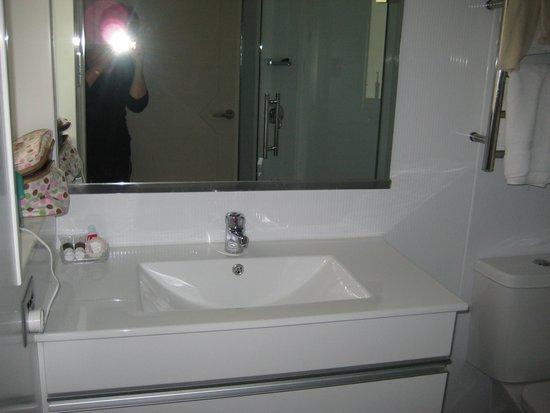 Te Anau Lakeview Holiday Park: Bathroom