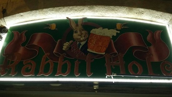Rabbit Hole - Irish Bar