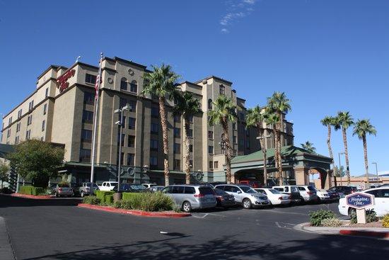 Las Vegas Hampton Inn Tropicana