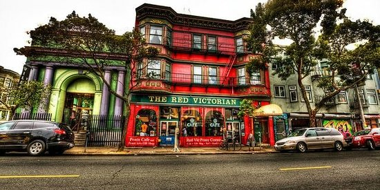 Photo of Red Victorian Bed, Breakfast & Art San Francisco