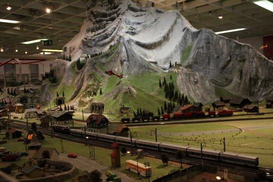 Erlebniswelt Eisenbahn: trenino