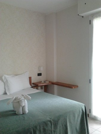 Hotel Aurora: room with elefant
