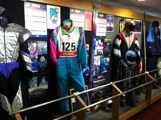 Colorado Snowsports Museum and Hall of Fame: Displays at museum