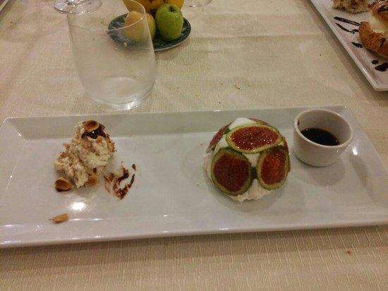 Osteria Del Gallo e Della Volpe: Dolci buonissimi!