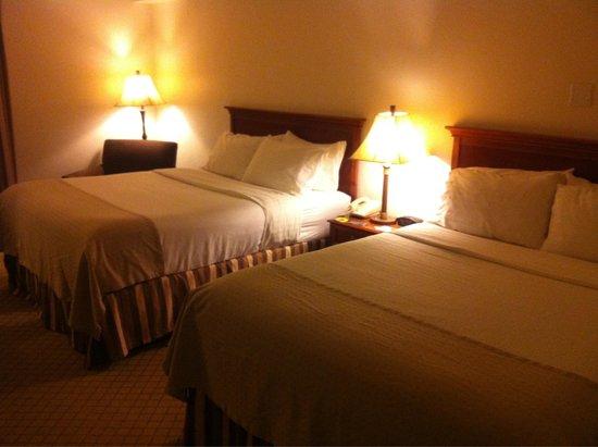 Holiday Inn Vail: Room