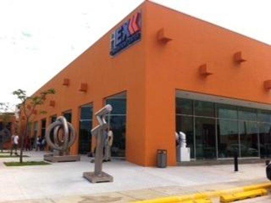 Hotel HEX: Centro de Negocios