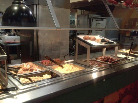 Yeast Rolls And Country Cooking Picture Of Golden Corral
