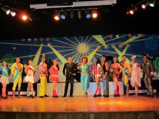 بارسيلو هواتولكو بيتش ريزورت - شامل جميع الخدمات: grupo coreografico de lo mejor!