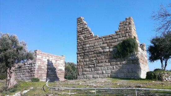 Myndos Gate. - Myndos Kapısı, Bodrum Resmi - TripAdvisor
