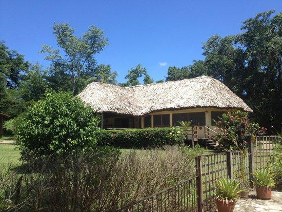 The Lodge At Big Falls : The Lodge