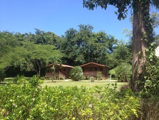 The Lodge At Big Falls: The Cabanas