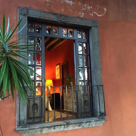 Casa Schuck Boutique Hotel : Oct 2014