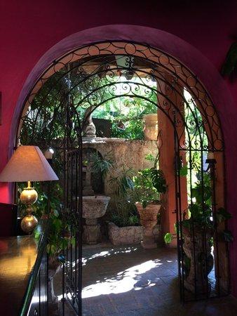 Casa Schuck Boutique Hotel : Entrada