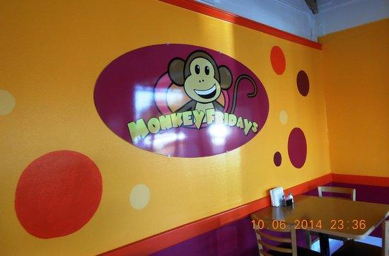 Monkey Fridays Cafe