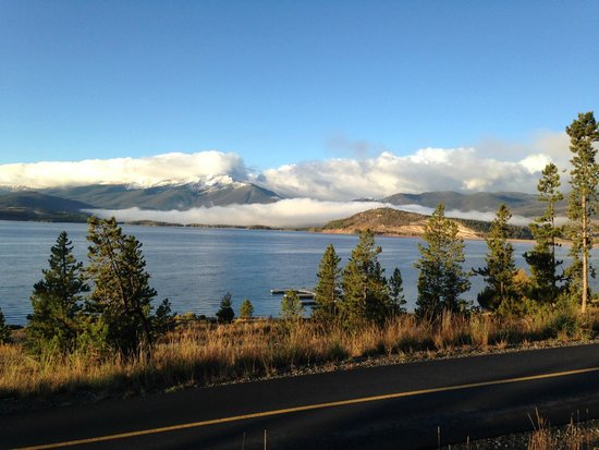 BEST WESTERN Ptarmigan Lodge : Lake Dillon