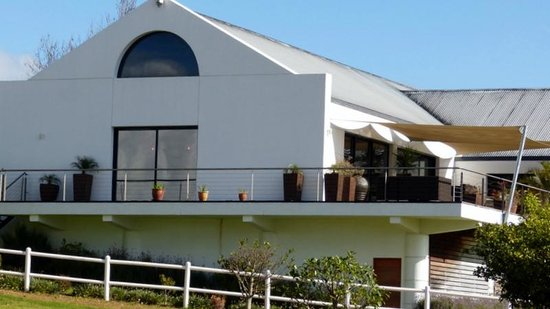 Marianne Wine Estate Guesthouse: Main building