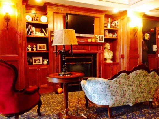 Best Western White House Inn: Lounge Area