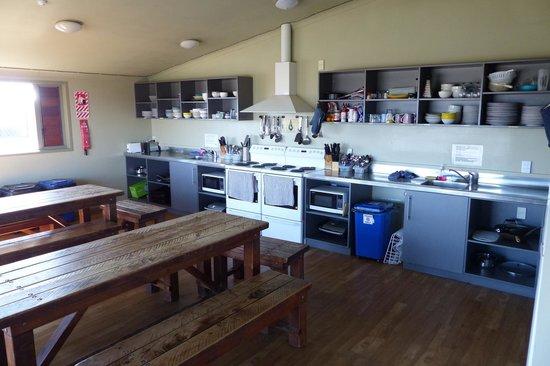 Nice Kitchen Setup Picture Of Tiki Lodge Taupo Tripadvisor