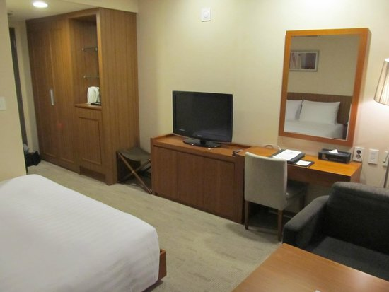 Harbor Park Hotel: Standard room