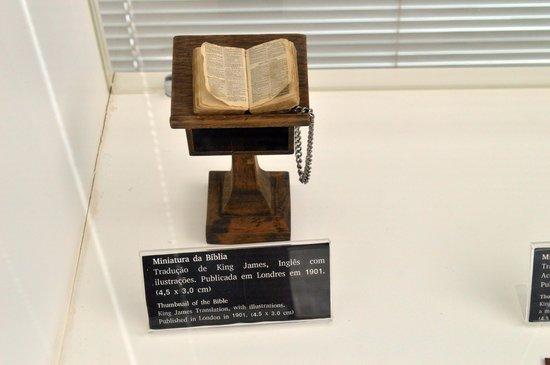 Barueri, SP: Pequena biblia