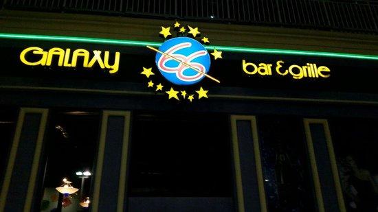 H.I. Pool Bar