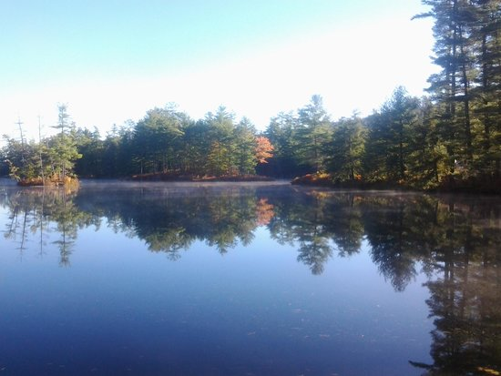 Madison, NH: Purity Pond