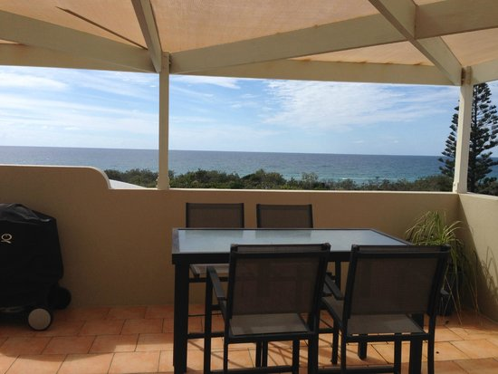 Horizons at Peregian : Pent house terrace
