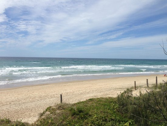 Horizons at Peregian : Beach across the road