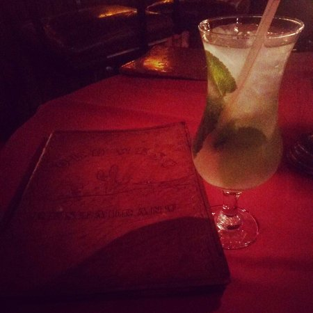 Old West Restaurant: Mojito