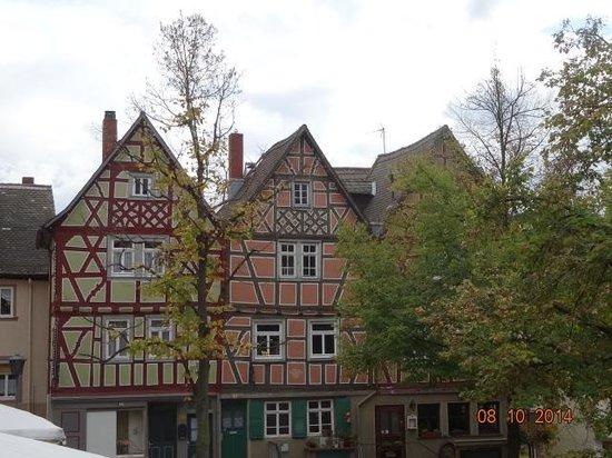 Lighthouse Hotel: Centro de Bensheim
