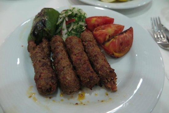 Imam Cagdas : Adana kebap