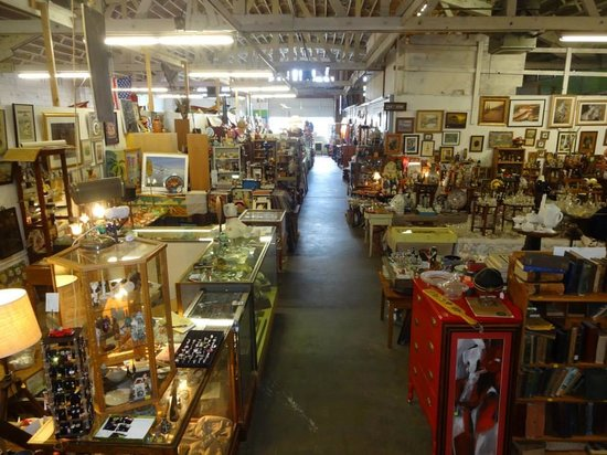 Olympia Weekend Flea Market
