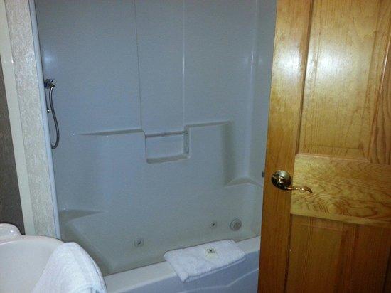"""Cedar Park Inn And Suites: The """"whirlpool"""""""