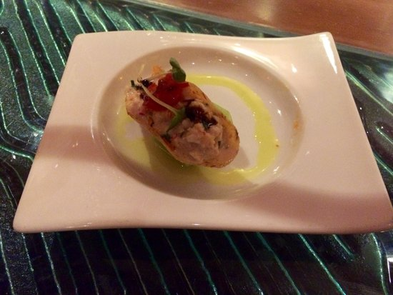Deseo at Westin Kierland Resort and Spa : Ceviche