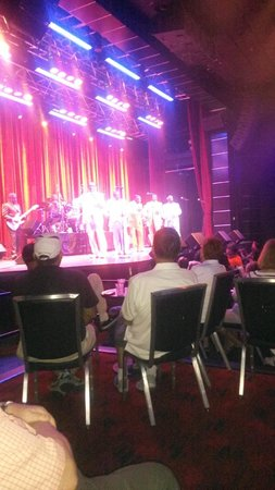 South Point Hotel: The Magic of Motown show on Tuesday nights