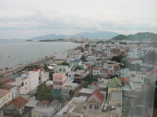 Muong Thanh Grand Nha Trang Hotel : View