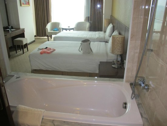 Muong Thanh Grand Nha Trang Hotel: Deluxe room