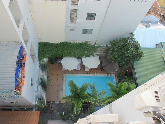 Violet Hotel : pool