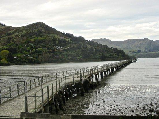 Diamond Harbour: The jetty