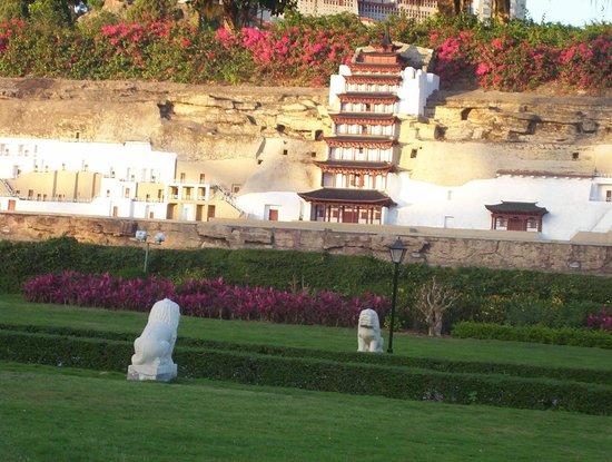 Chinese Folk Culture Village: Miniatur Ming's Tomb