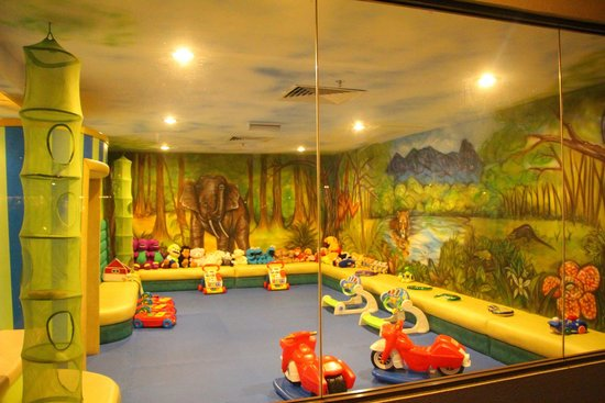 Shangri-La's Tanjung Aru Resort & Spa: Kids room