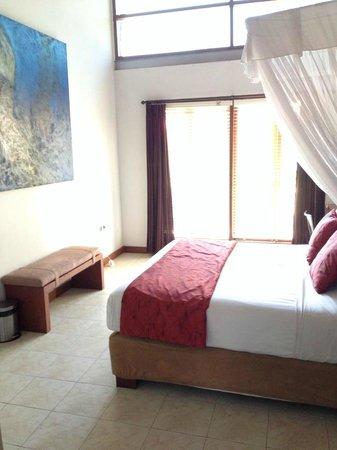Villa Puri Ayu: Bedroom 1