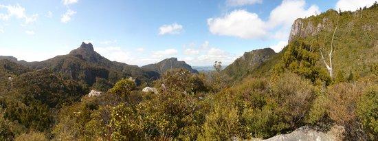 Dickson Holiday Park: Pinnacles trail