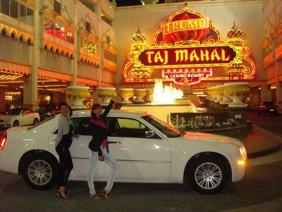 Bons souvenirs picture of trump taj mahal casino for Taj mahal online casino