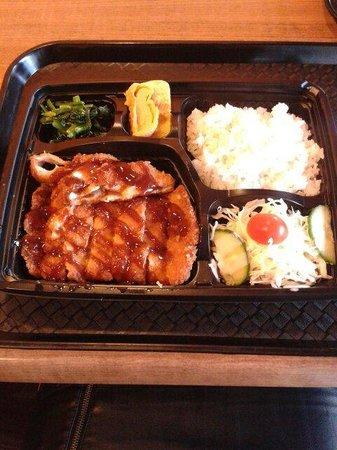 Auri : Chicken dish