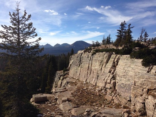 Mirror Lake Scenic Byway: October 2014