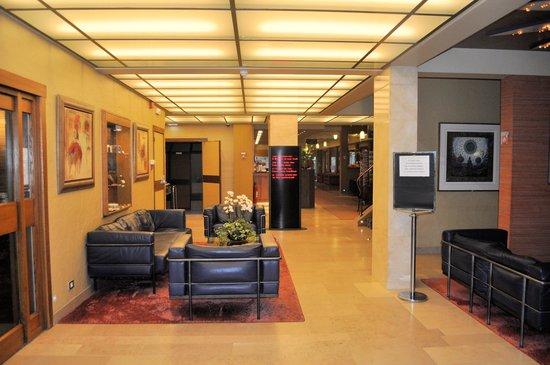 Park Hotel Brugge : lobby