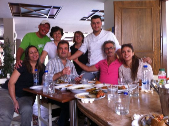 Nefeli Hotel : The wonderful family lunch I was invited to x