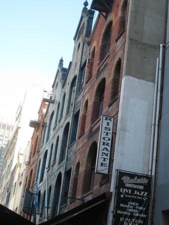 Melbourne Walks: Niagra Lane warehouses