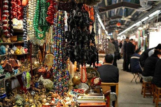 Jade Market : bazar